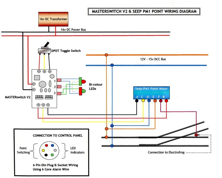 Wiring Diagram Seep Point Motors : Model rail forum gt market havering parmouth