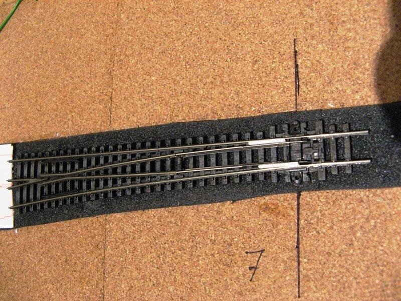 Wiring Diagram Seep Point Motors : Model rail forum u e installing seep point motors