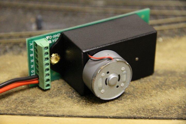 Traintronics TT300 Digital Point Motor - Model Rail Forum