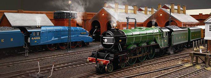 Model Rail Forum > Hornby 2008 New Product Releases - Live Steam