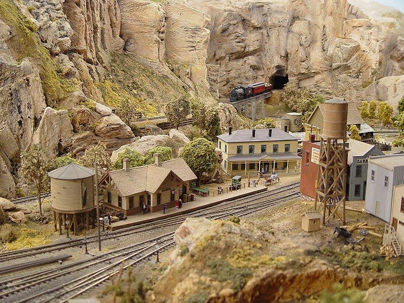 Sam Posey Model Railroad Model Railroading Pinterest